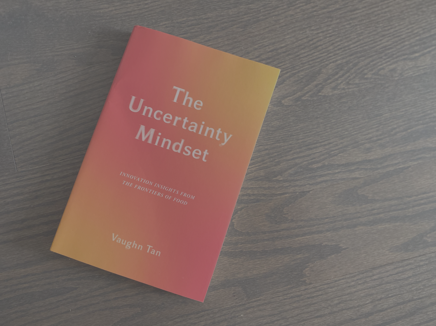 The Uncertainty Mindset